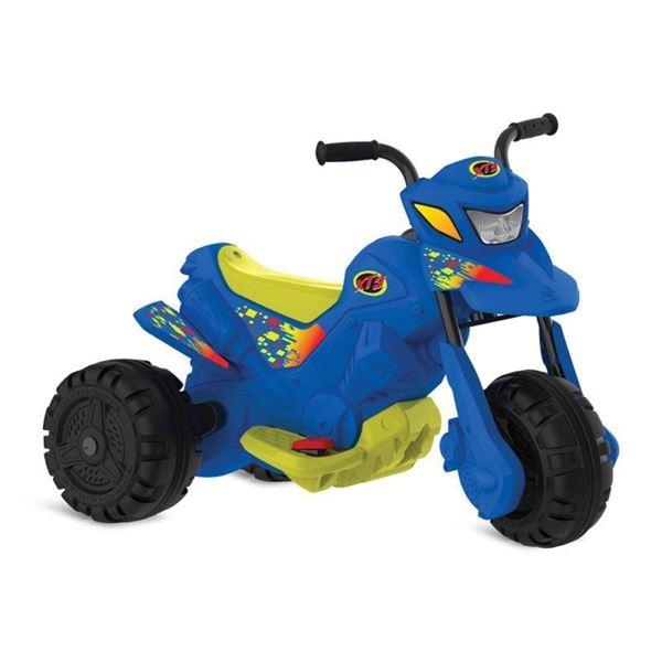 Imagem de Moto Elétrica XT3 6V - Azul