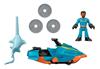 Imagem de Imaginext - Jet-Ski Patrulha do Tubarão