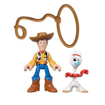 Imagem de Imaginext Toy Story - Forky e Woody