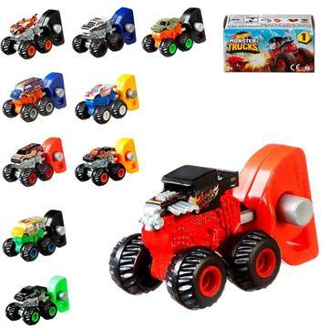 Imagem de Hot Wheels Monster Trucks Mini Surpresa - Mattel