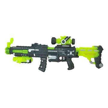 Imagem de Lançador Super Shot Power Flash 002 - DM Toys