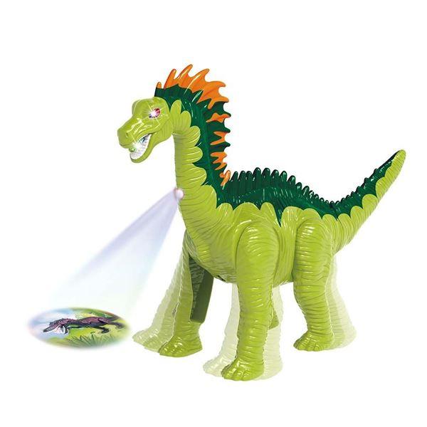 Imagem de Dinossauro com 2 Ovinhos - DM Toys