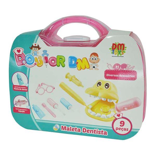 Imagem de Maleta Dentista - DM Toys
