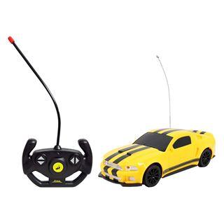 Imagem de Carro Sport com Controle Remoto - Amarelo