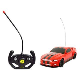 Imagem de Carro Sport com Controle Remoto - Vermelho