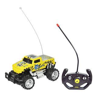 Imagem de Carro Pick Up com Controle Remoto - Amarelo