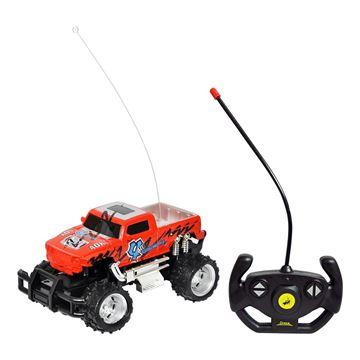 Imagem de Carro Pick Up com Controle Remoto - DM Toys