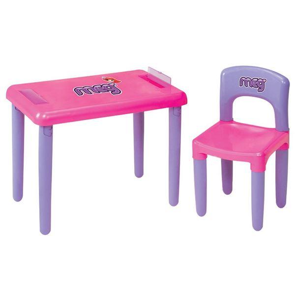 Imagem de Mesa Infantil com Cadeira - Meg