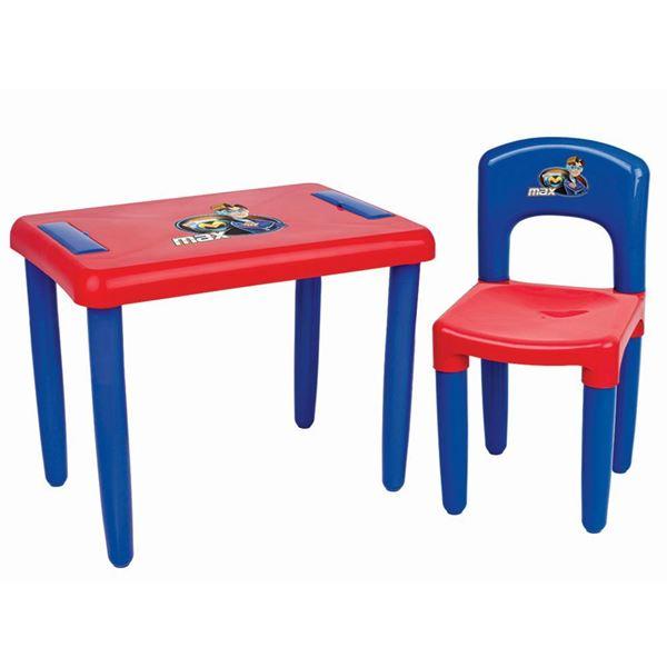 Imagem de Mesa Infantil com Cadeira - Max