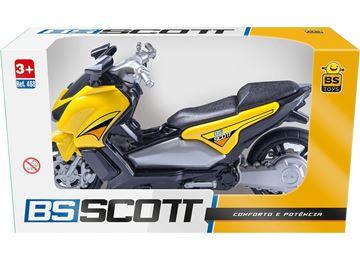 Imagem de Moto Scott - BS Toys - 488