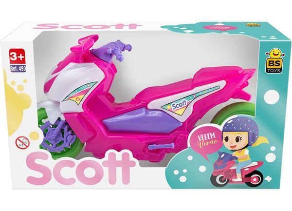 Imagem de Moto Scott - BS Toys - 490