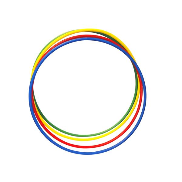 Imagem de Bambolê 16 Colorido - Dodô Brinquedos