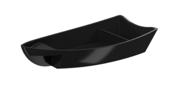 Imagem de Barco para Sushi - Preto