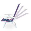 Imagem de Cadeira de Praia Reclinável 4 Posições - Mor