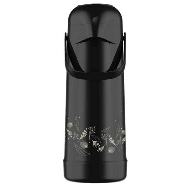 Imagem de Garrafa Térmica Magic Pump 1 Litro - Abstrata - Termolar