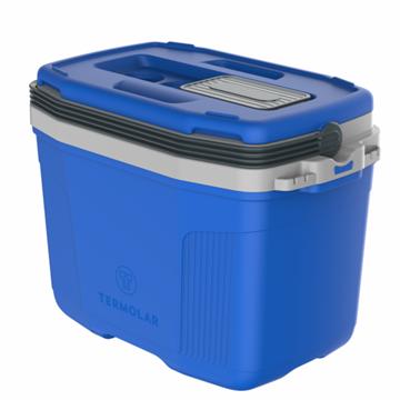 Imagem de Caixa Térmica SUV 32L - Azul - Termolar