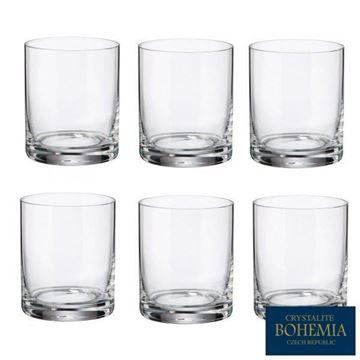Imagem de Jogo de Copos Baixos Barware Larus 320ml - 6 Peças - Bohemia