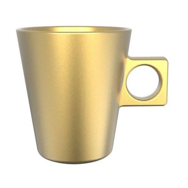 Imagem de Jogo de Xícaras para Café Coffee Time 80ml - 4 Peças - Dynasty