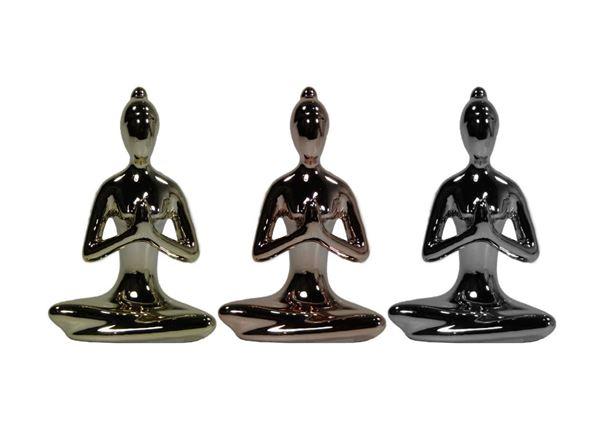 Imagem de Estatueta Yoga - 11cm