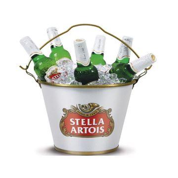 Imagem de Balde para Garrafa Stella Artois - 5L