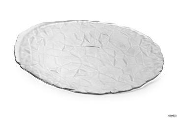 Imagem de Travessa de Vidro 34 x 26 cm Diamond - Bormioli