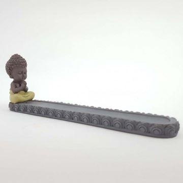 Imagem de Porta Incenso - Baby Buda