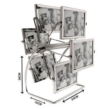 Imagem de Porta Retrato Roda Gigante - 12 Fotos