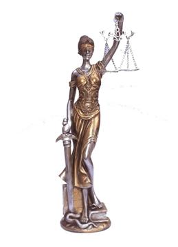 Imagem de Dama da Justiça - 41cm