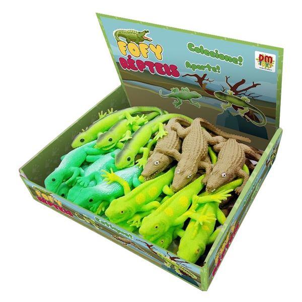 Imagem de Fofy Reptéis Sortidos - DM Toys