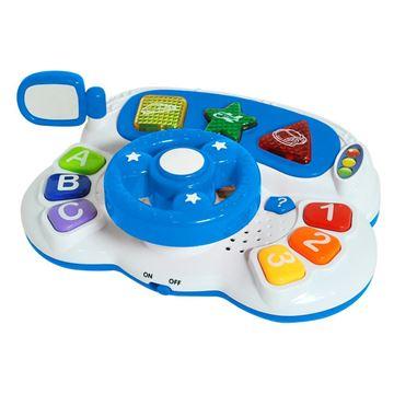Imagem de Volante Bibi Baby - DM Toys