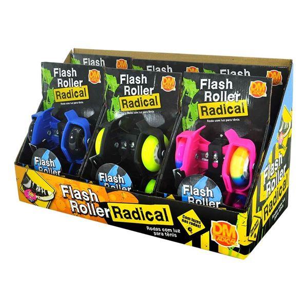 Imagem de Flash Roller - Roda para Tênis - DM Radical