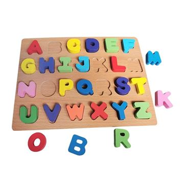 Imagem de Aprenda Brincando Cores e Alfabeto - DM Toys