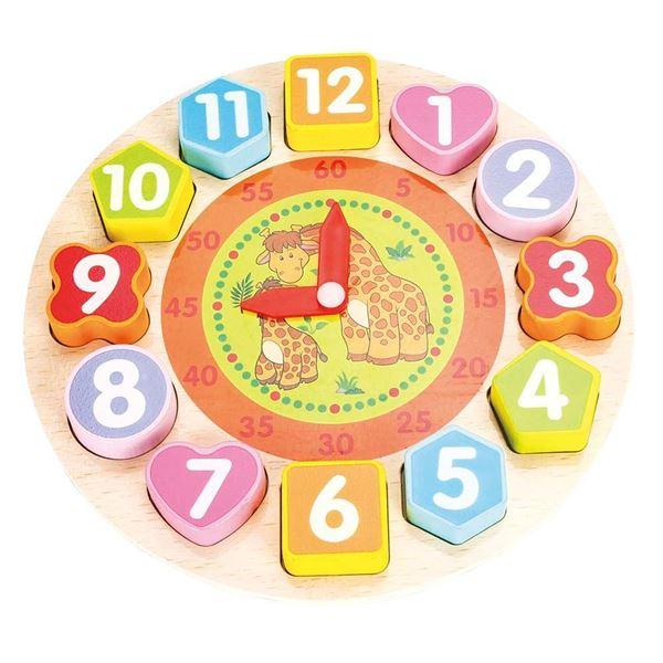 Imagem de Aprenda Brincando Relógio - DM Toys