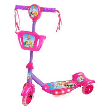 Imagem de Patinete com Cesta - Sonho de Princesa - DM Toys