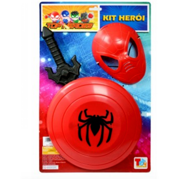 Imagem de Kit Herói Teia - Toymaster