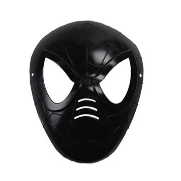 Imagem de Máscara Herói Teia Preta - Toymaster