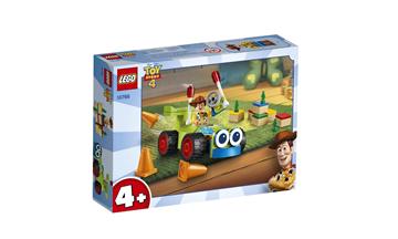Imagem de LEGO Toy Story - Woody e RC