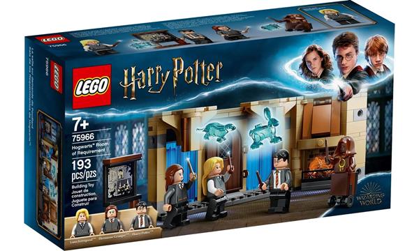 Imagem de LEGO Harry Potter - Sala Precisa de Hogwarts