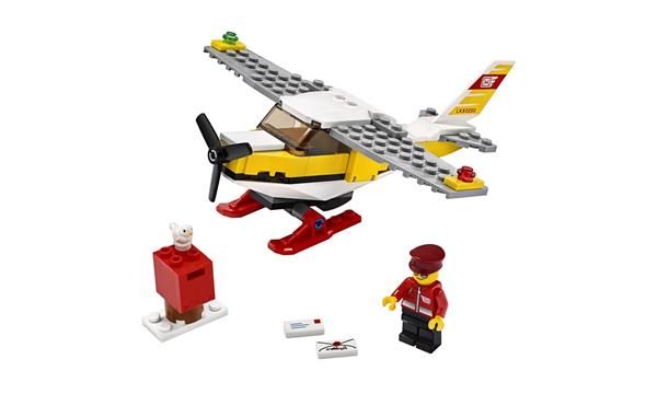 Imagem de LEGO City - Avião Correio