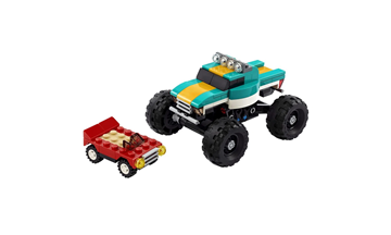 Imagem de LEGO Creator - Caminhão Gigante