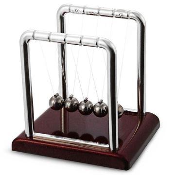 Imagem de Pêndulo De Newton Balance Balls - 9cm