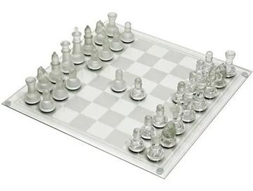 Imagem de Xadrez de Vidro - 25 x 25cm