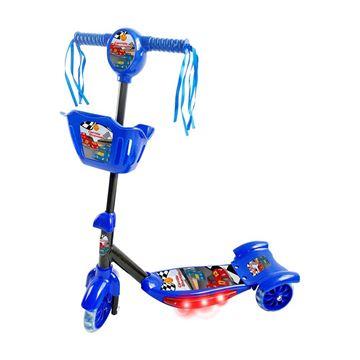 Imagem de Patinete com Cesta - Corrida Divertida - DM Toys