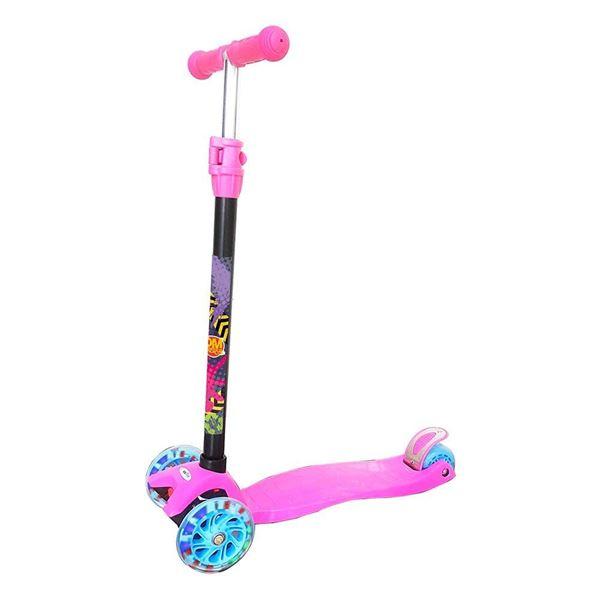 Imagem de Patinete New Plus - Rosa - DM Toys