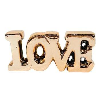 Imagem de Escultura Love - 17cm