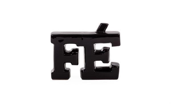 Imagem de Escultura Fé - 12cm