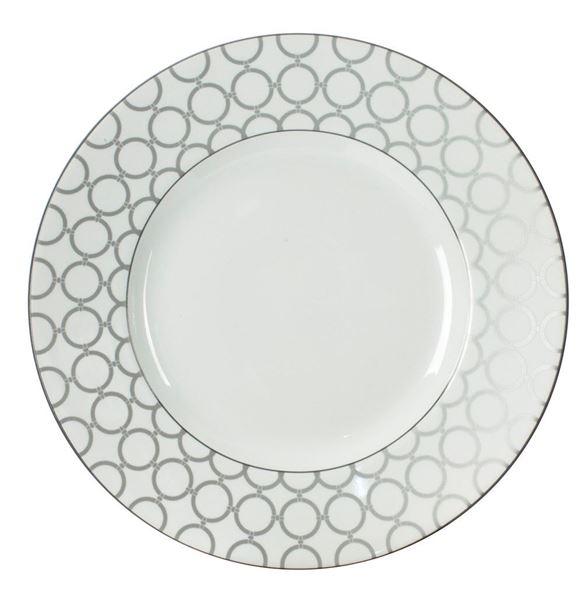 Imagem de Prato para Sobremesa em Porcelana - L'Hermitage