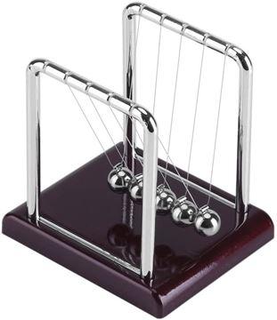 Imagem de Pêndulo de Newton Balance Balls - 18cm