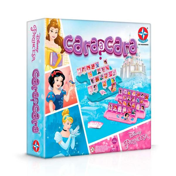 Imagem de Cara a Cara Princesas Disney - Estrela