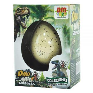 Imagem de Dino Ovo Surpresa 6cm - DM Toys